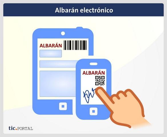 albaran electronico
