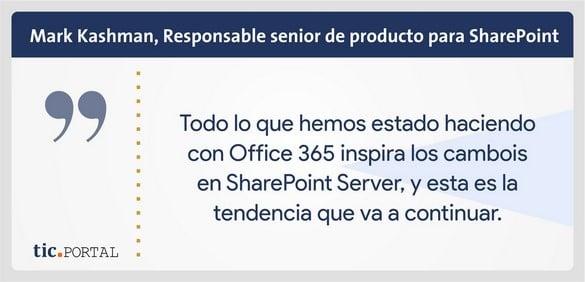 app sharepoint inspiracion office 365
