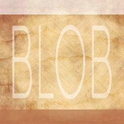 blob binary large object