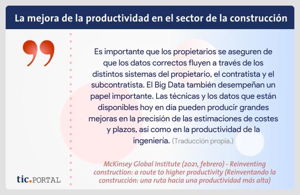 cde productividad construccion investigacion