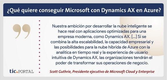 dynamics ax scott guthrie
