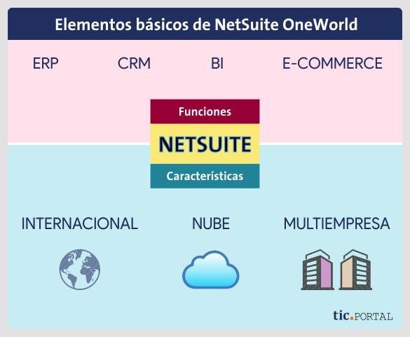 componentes netsuite