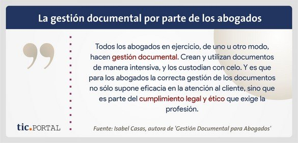 gestion documentos juridicos