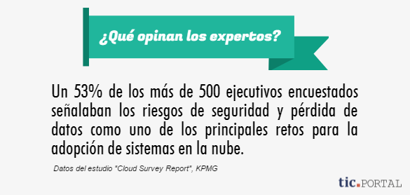implementacion cloud computing reto seguridad
