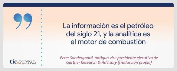 informacion datos analisis siglo 21