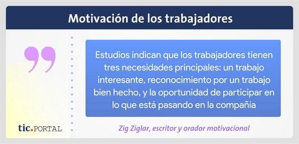 motivacion empleados adaptacion