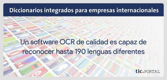 ocr distintas lenguas