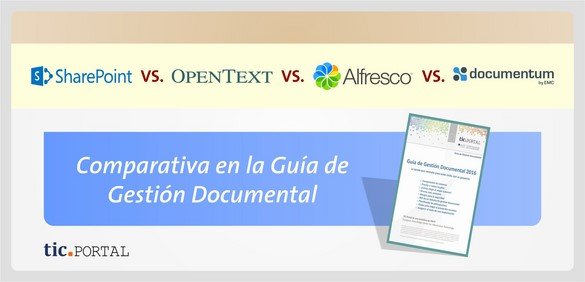sharepoint 2016 comparativa alfresco opentext documentum