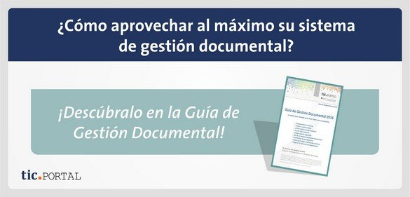 software documental aprovechamiento