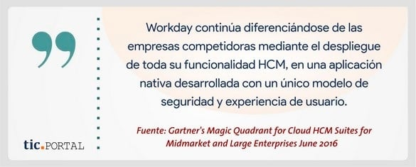 workday diferencia